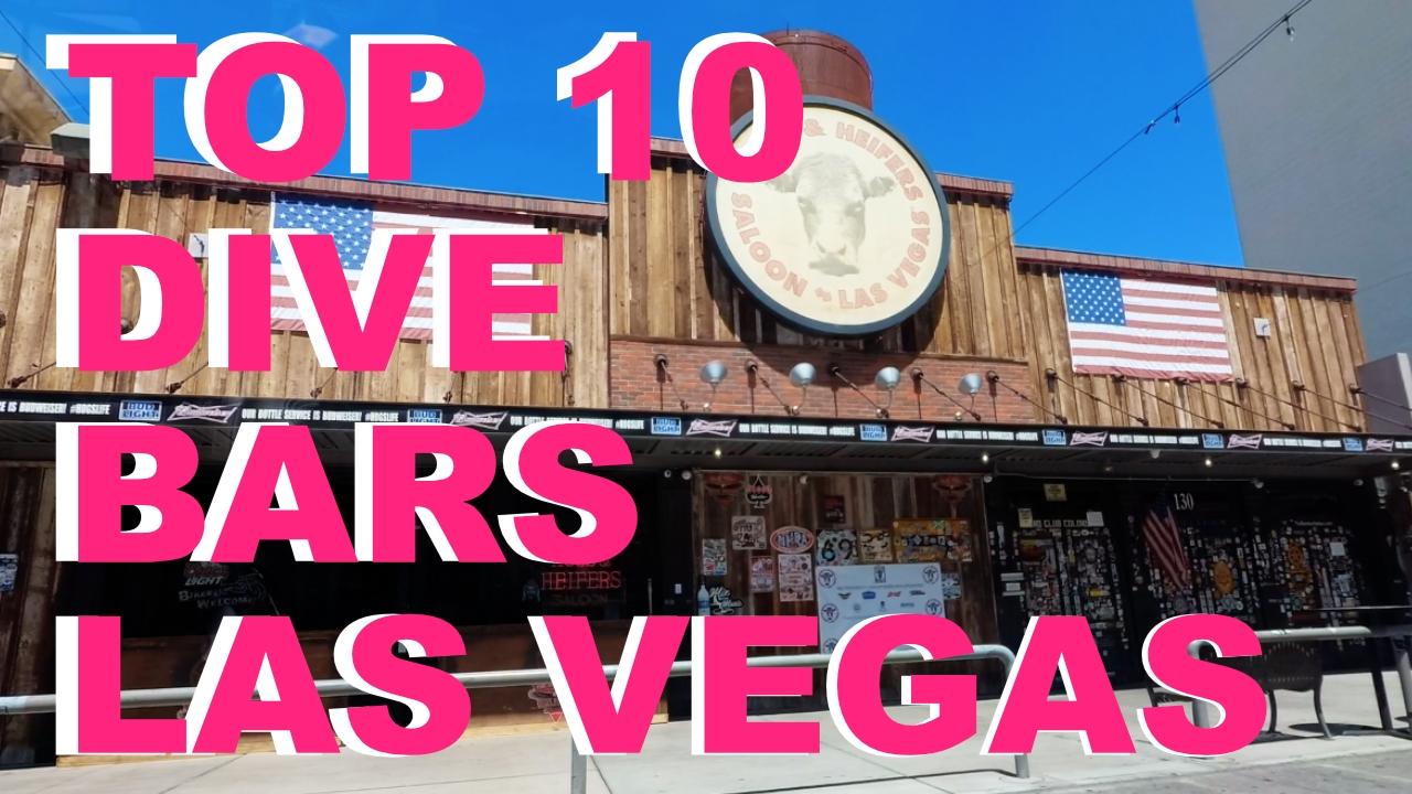 Top 10 Dive Bars in Las Vegas   Life in Las Vegas